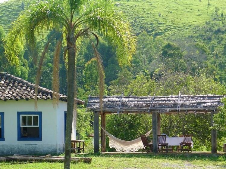 Fazenda Catuçaba Sao Paulo Hotel boutique en el campo con encanto