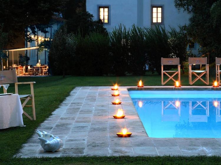 Villa la Bianca Camaiore Hotel con encanto en Toscana b&b