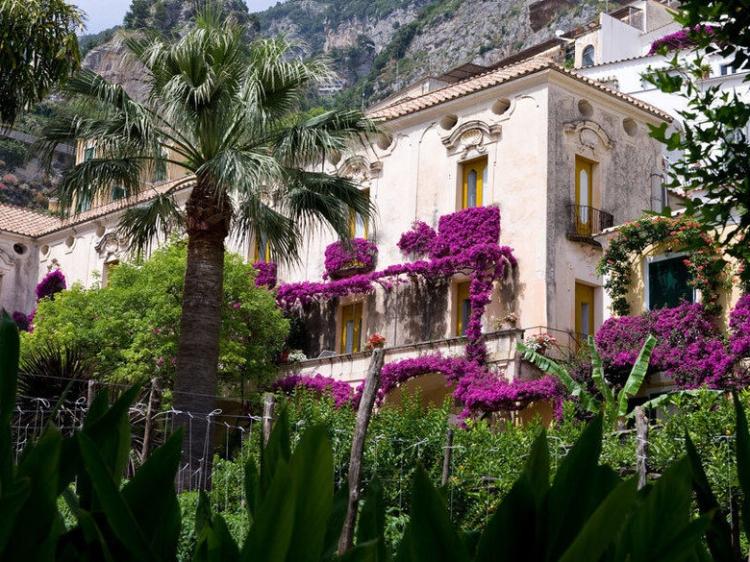 Hotel Palazzo Murat Positano romantioc hotel con encanto