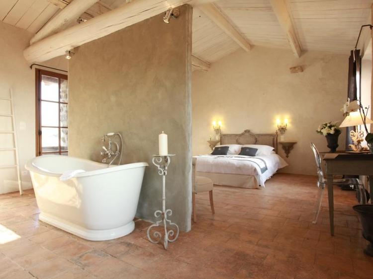 Les Remparts  Beaumes de Venise Hotel boutique con encanto