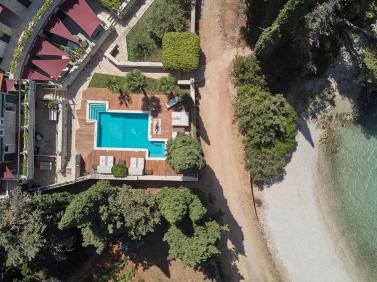 brack perla boutique hotel Supetar hotel / Costa Dalmatica / Croacia