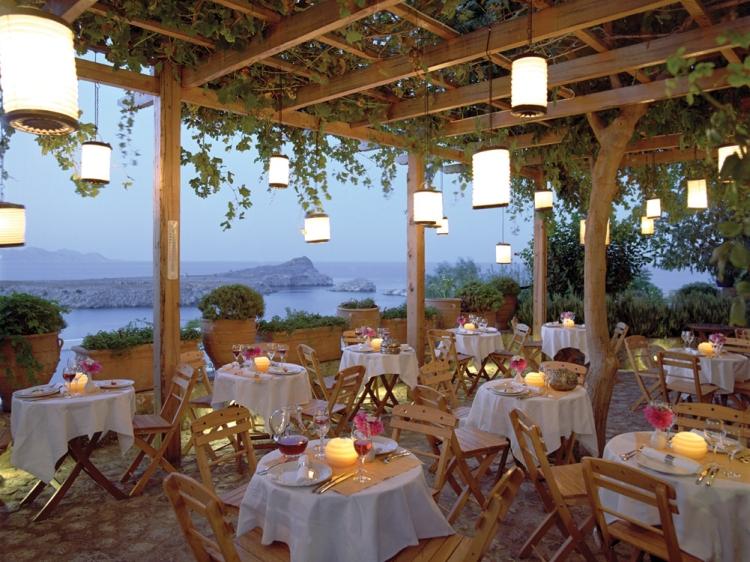 El hotel - Melenos Lindos Hotel, Lindos, Rhodes, Grecia con encanto