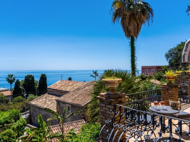 Villa Carlotta Taormina Hotel boutique