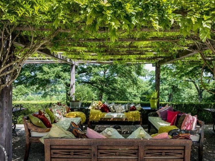 casa Fabbrini guesthouse hotel b&b toscana  romantico boutique con encanto