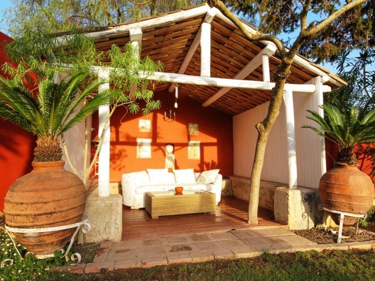 Quinta dos Amigos Almanzil Hotel apartmentos Algarve con encanto
