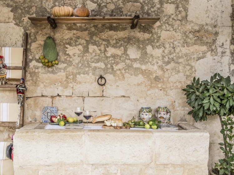 Masseria cianco Sicilia hotel boutique con encanto