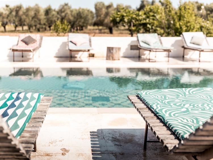Masseri Prosperi Otranto puglia Hotel romantico boutique con encanto