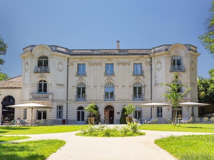Domain de Biar Hotel con encanto romantico lujo cerca de Paris