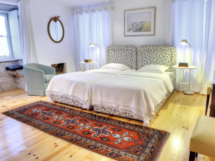 Casa das LAranjas Porto Hotel b&b con encanto boutique