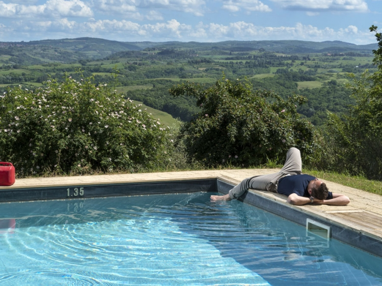 Fattoria Barbialla Nuova casa apartamento para vacaciones alquilar hotel toscania con encanto