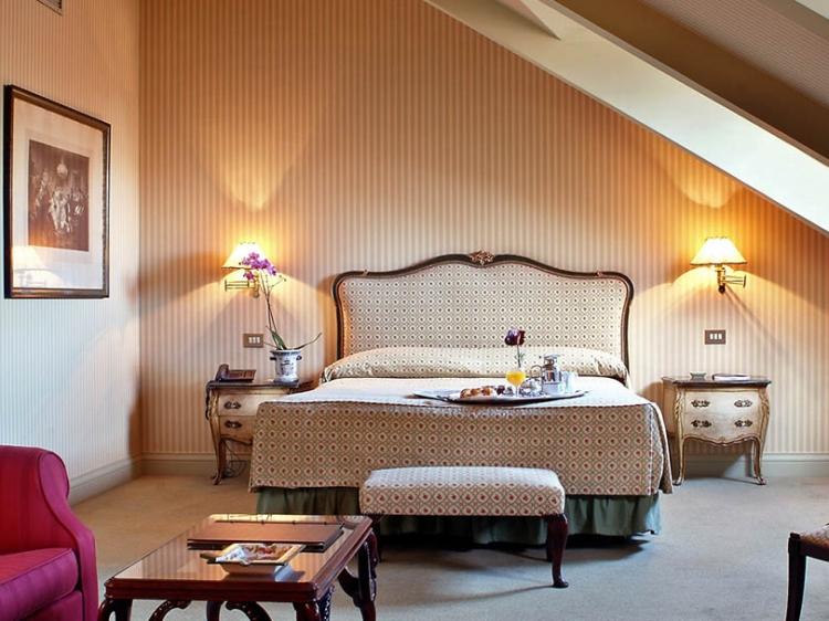 Orfila  Madrid Hotel lujo con encanto