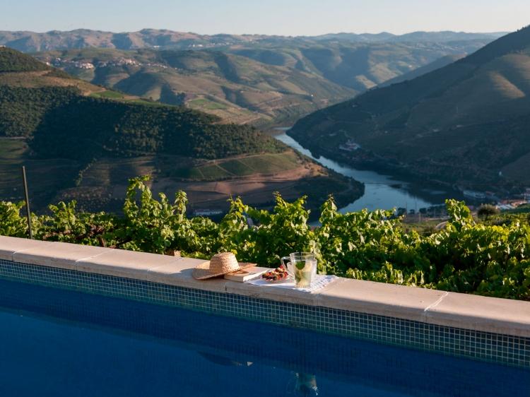 Casa Casal do Loivos b&b Hotel rio Douro boutique con encanto