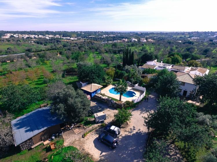 Quinta dos Cochichos casa para alquilar apartamentos con encanto en algarve