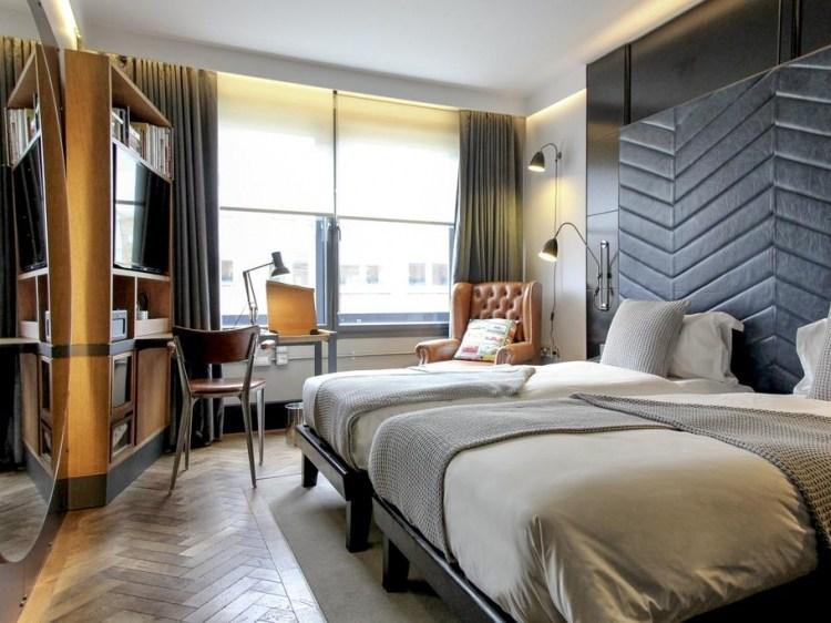 The Hoxton, Shoreditch Londres Hotel boutique con encanto