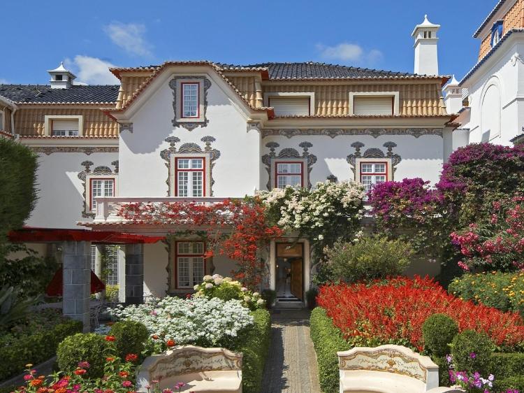 Pergola House Cascais b&b Hotel boutique con encanto