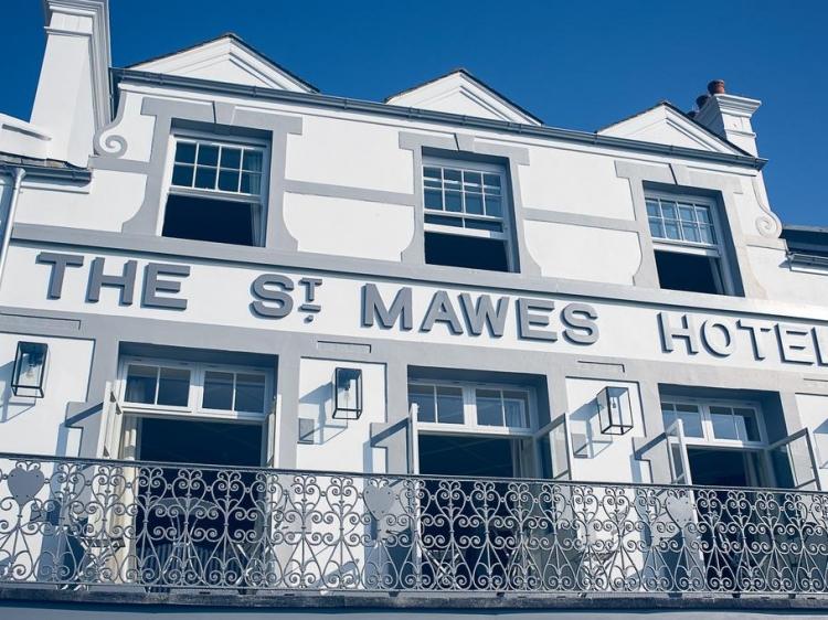 St Mawes Hotel Corwell hotel con encanto b&b