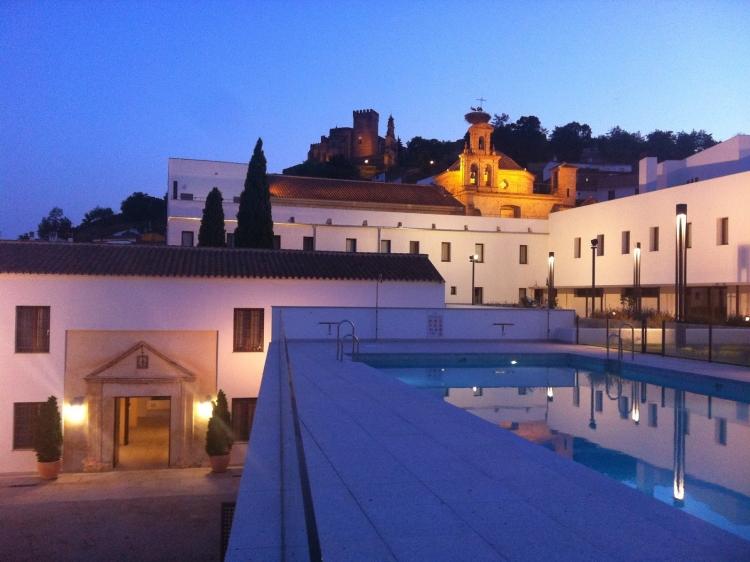Convento de Aracena hotel boutique con encanto