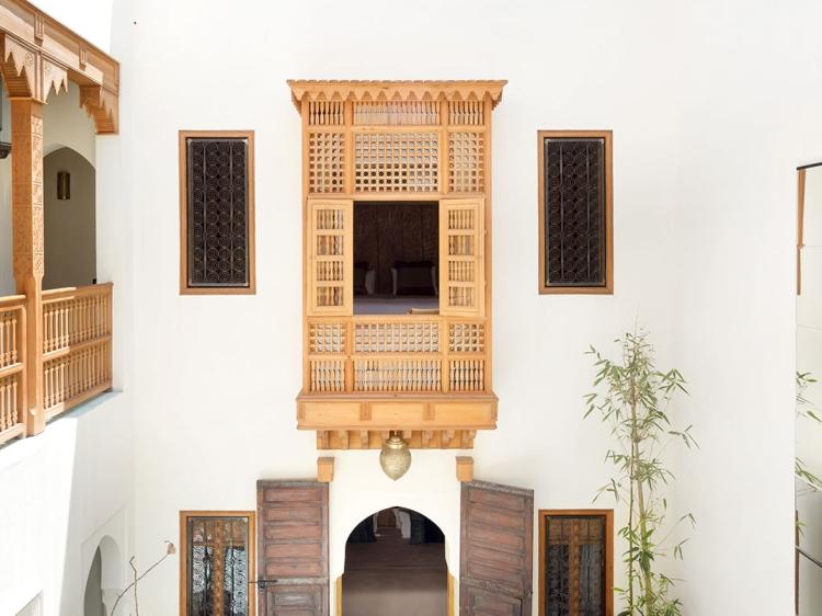 Ryad Dyor Luxus Boutique hotel Marakesh b&b design con encanto