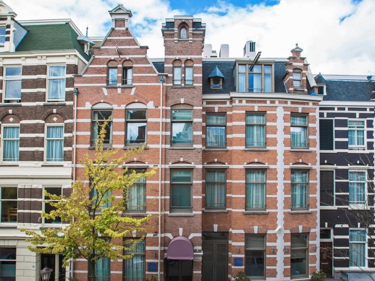 Hotel roemer Amsterdam design con encanto