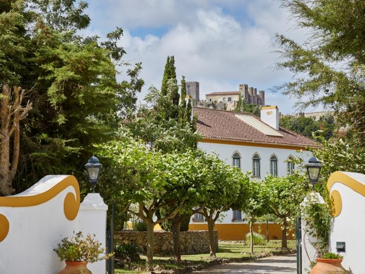 Casa d'Óbidos - hotel casa para alquilar hotel b&b con encanto