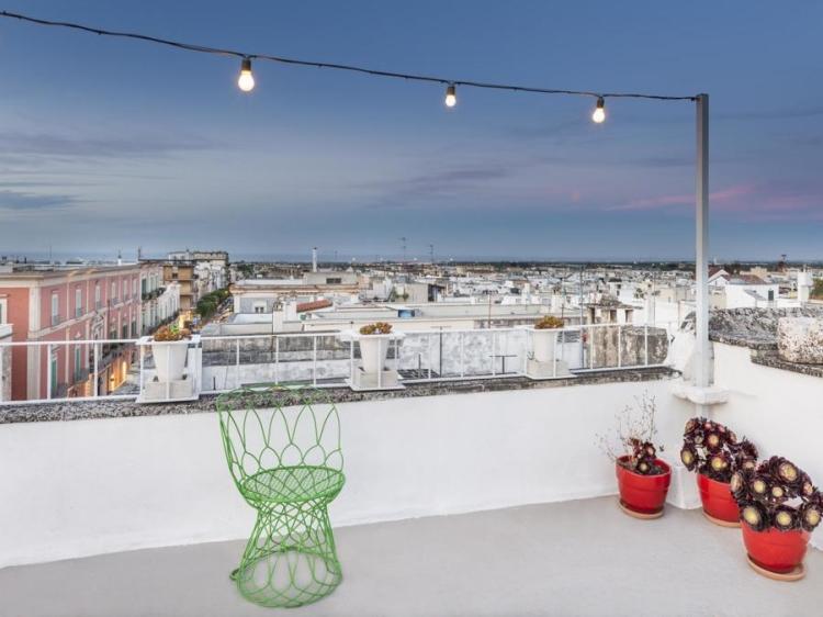 palazzina-alchimia/ Fassano Puglia apartmento con encanto para alquilar