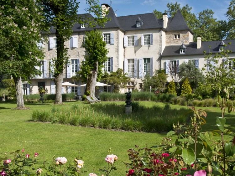 Château de Lamothe hotel con encanto francia
