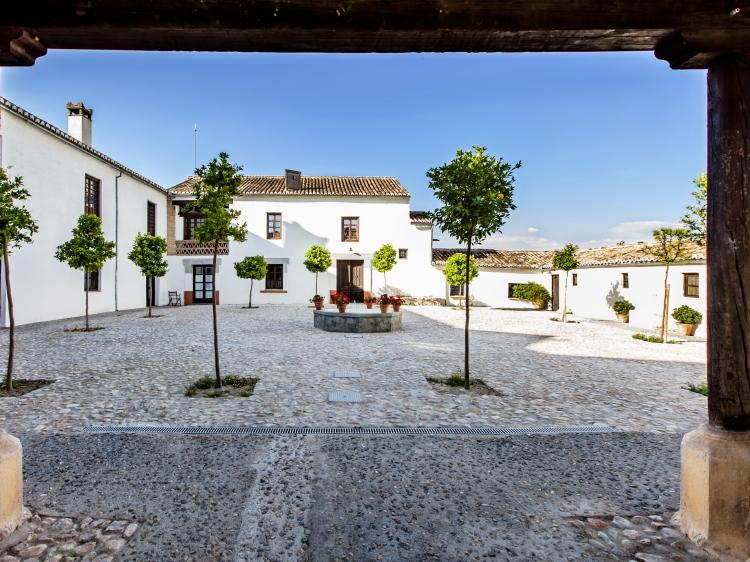 Cortijo del Marques Hotel Granada hotel con encanto