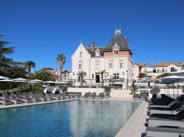 Château St Pierre de Serjac hotel b&b