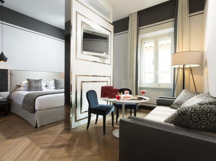 Hotel Corso 281 Roma con encanto romantico lujo