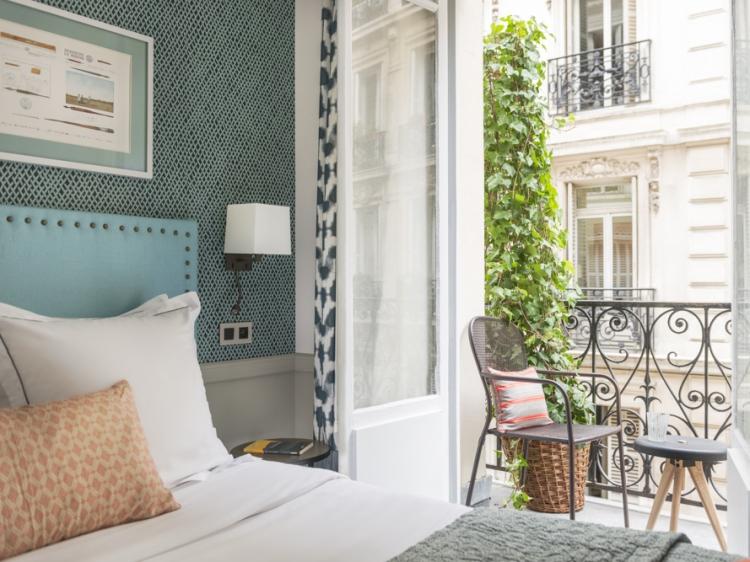 Hotel Adèle & Jules Paris con encanto pequeño barato