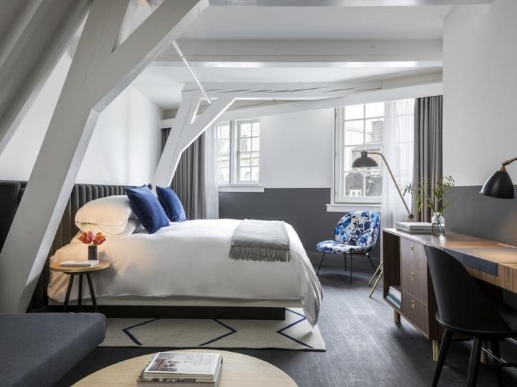 Kimpton De Witt Amsterdam Hotel Amterdam boutique con encanto