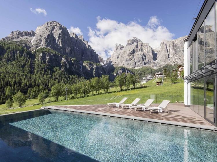 Romantik Arthotel Cappella hotel con encanto spa