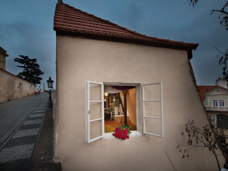 Design Hotel Neruda Prague hoel con encanto praga
