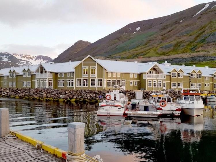 Sigló Hotel Siglufjörður Iceland