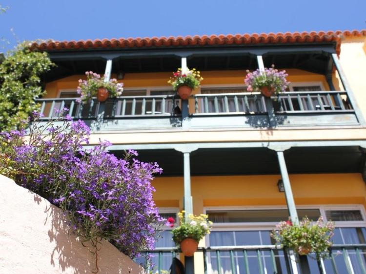 Hotel San Telmo Palma boutique b&b Canarias
