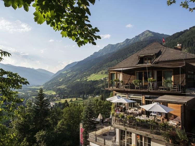 Haus Hirt Alpine Spa Designhotel Bas Gastein Austria con encanto
