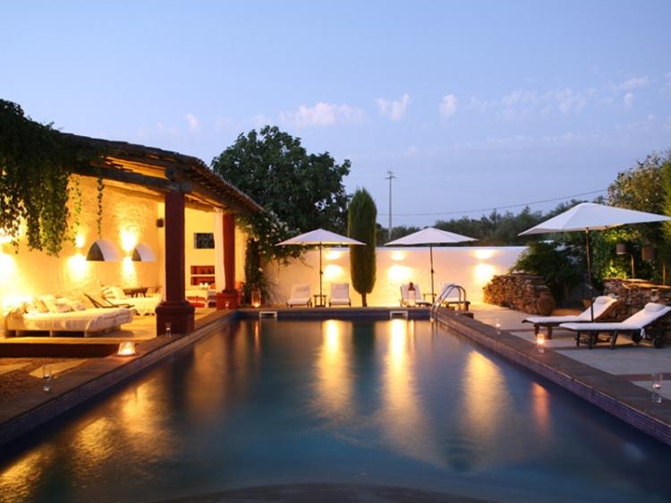 Monte da Fornalha hotel b&b boutique con encanto borba alentejo