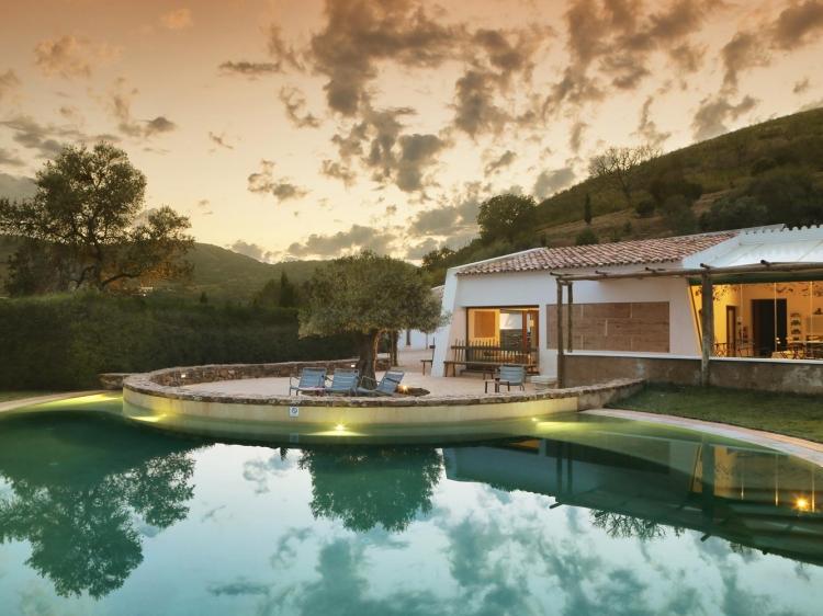 Monte da Vilarinha Vicentine hotel costal natural parque pequeño niño con encanto