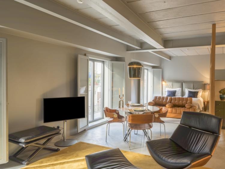 Loft Premium apartmento in Lisboa lujo con encanto  raw culture lofts
