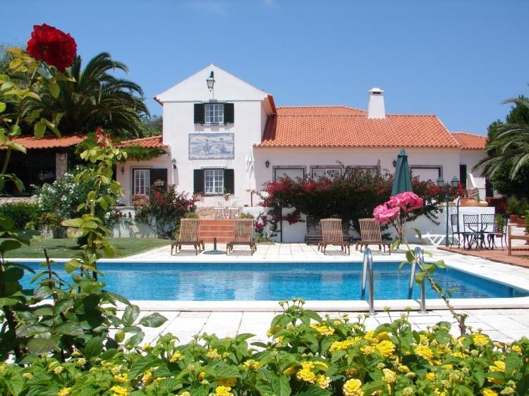 Quinta Casa Verde Sintra Hotel b&b con encanto