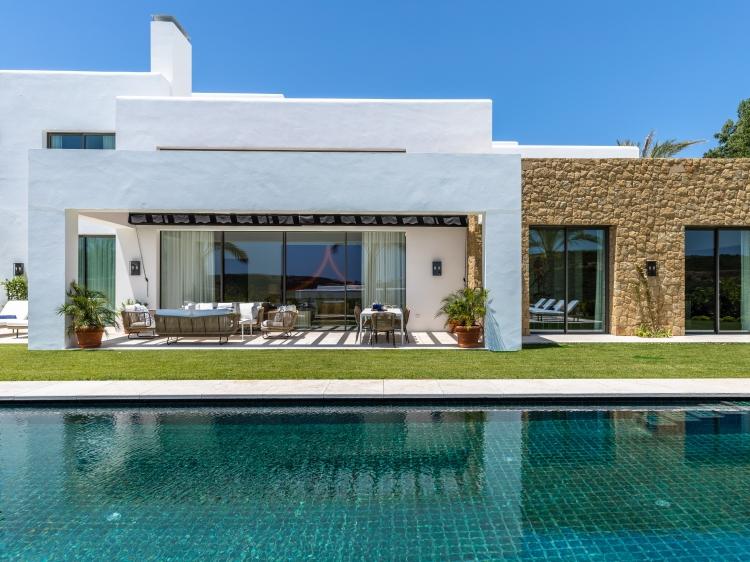 Finca cortesin green villa