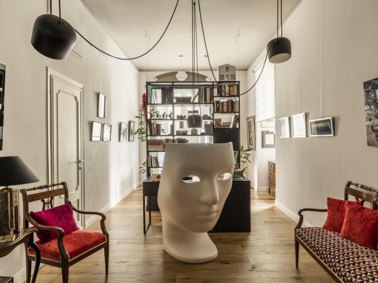 La Design.ata Experience Bed & Breakfast hotel con encanto Roma