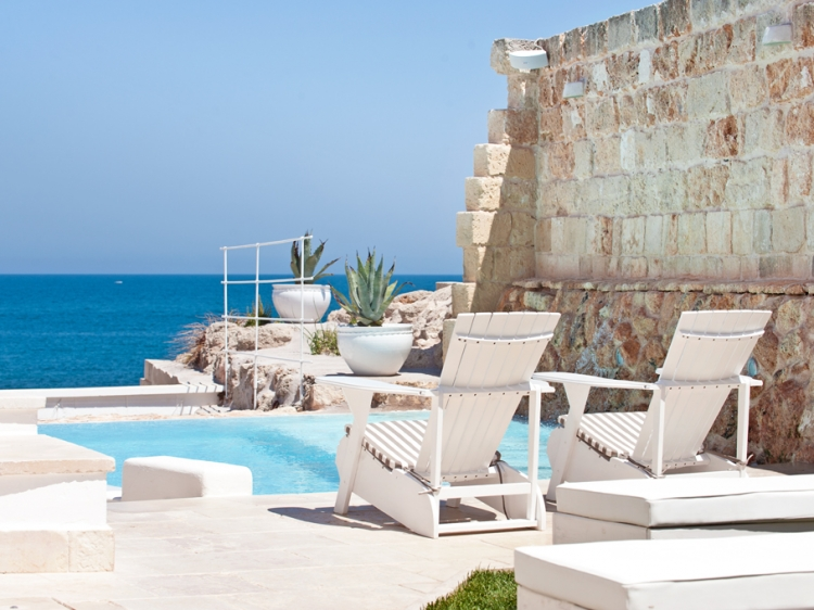 Don Ferrante hotel Monopoli boutique design con encanto