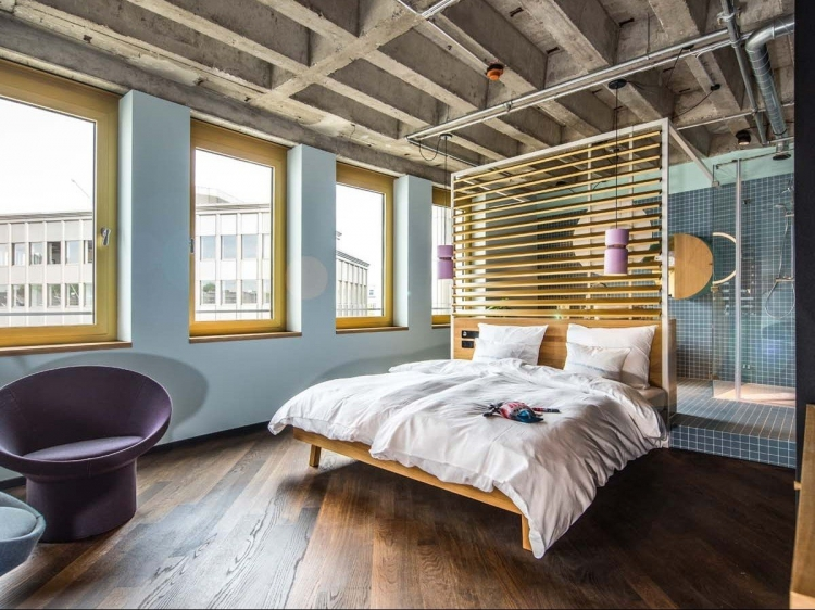 25hours Hotel The Circle Colonia con encanto