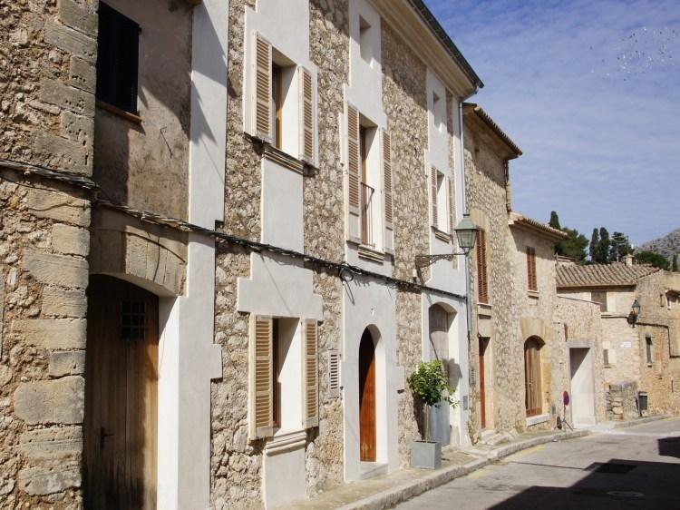 Casa de Vacaciones  pollença mallorca villa para alquilar LLeo57 con encanto