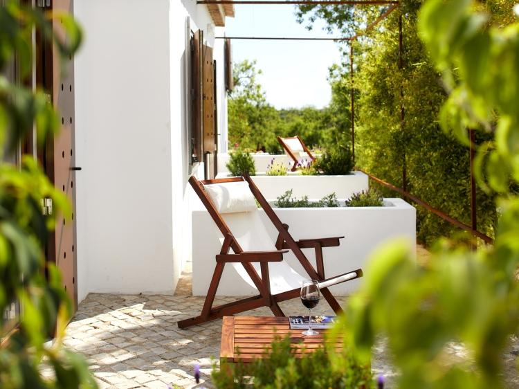 Monte do alamo boutique hotel algarve con encanto Tavira