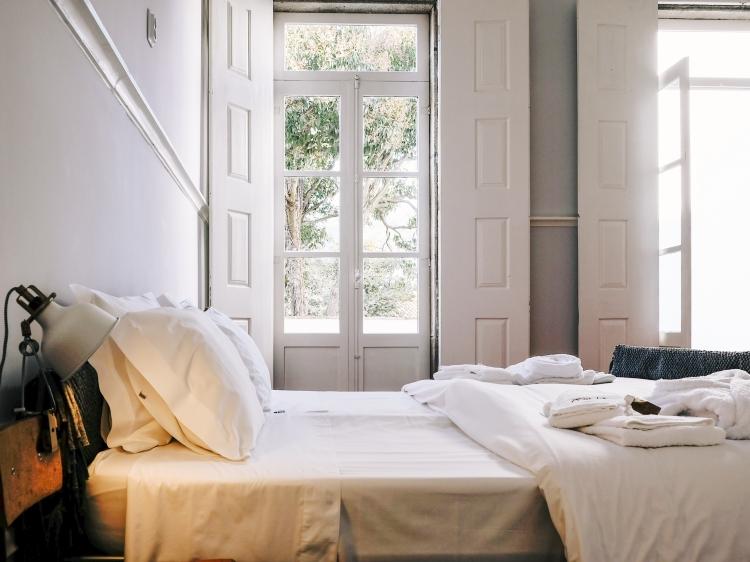 Dona Emilia casa de hospedes guest house hotel Viana do Castelo con encanto