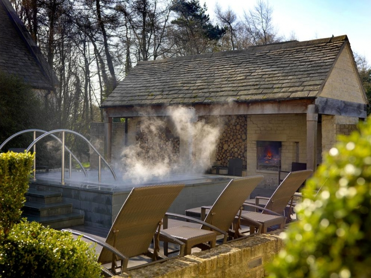 Calcot Manor Hotel Terburry  Inglaterra boutique hotel con encanto