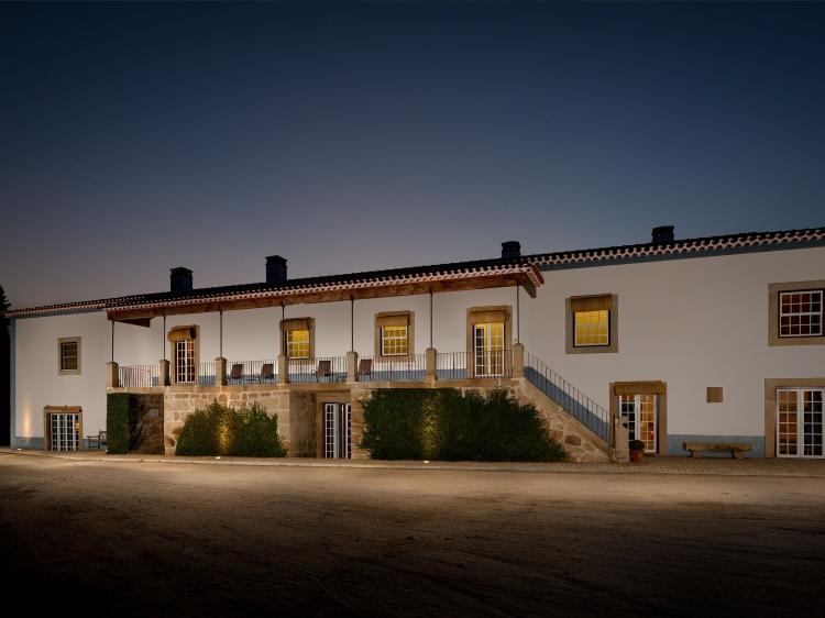 quinta do Carvalho castelo branco boutique hotel con encanto