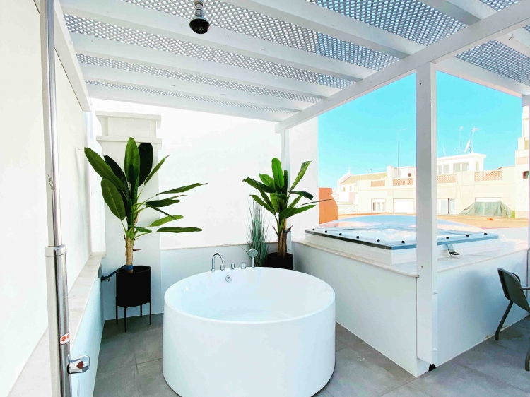 escapada Casa Hortinha Portimao Algarve Portugal hotel con encanto barato lujoso boutique con caracter pequeño